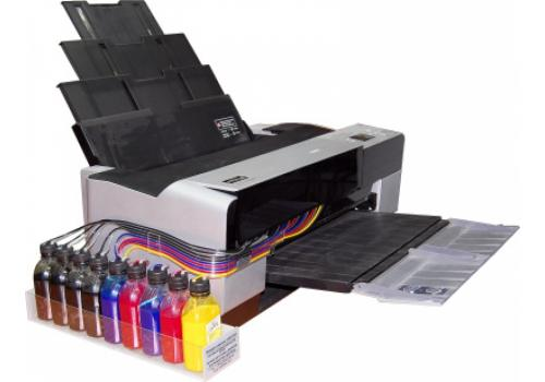 5) Se permite conectarea a două CISS la o imprimantă?