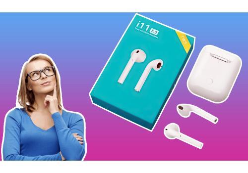 Căști Wireless I11 TWS