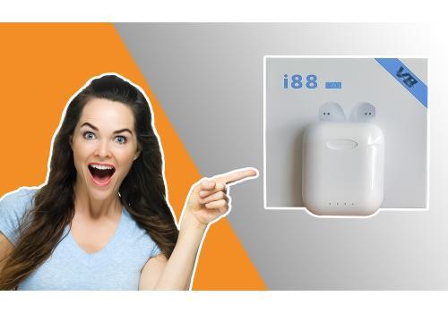 Căști Wireless I88 TWS