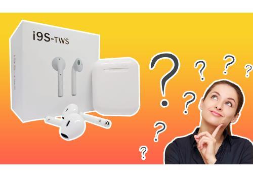 Căști Wireless I9 TWS