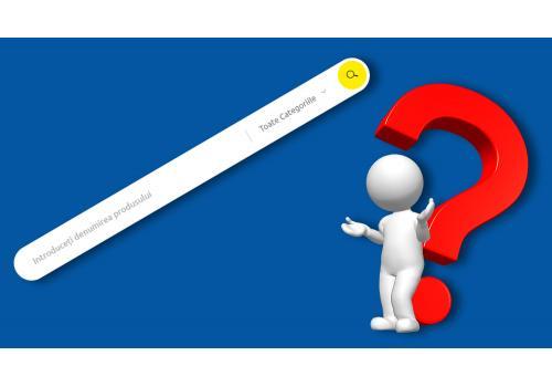 Instrucțiuni privind căutarea cartușelor pe site-ul PRINTERRA.MD
