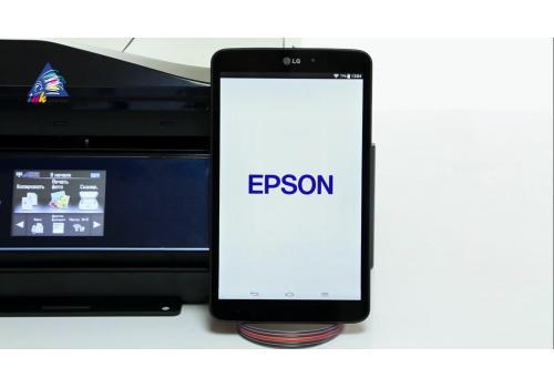 Imprimare de pe telefon/Aplicația Epson Creative Print