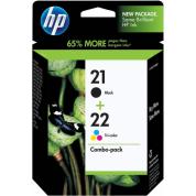 Картридж струйный HP №21/ 22 (SD367AE) TwinPack Original