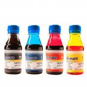 Cerneala InkMate pentru imprimante Canon 100 ml (4 culori)
