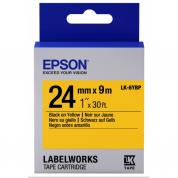 Cartuş Epson LK6YBP Pastel Blk/Yell 24/9 Original