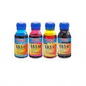 Cerneala WWM pentru imprimante Epson 100 ml (4 culori)
