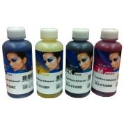 Cerneala InkTec Sublimation Epson 100 ml (4 culori)