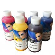 Cerneala InkTec Sublimation Epson 100 ml (6 culori)