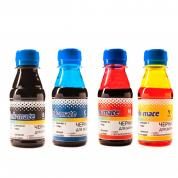 Чернила InkMate для фотопечати на HP 100 мл (4 цвета)