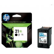 Картридж струйный HP №21XL (C9351CE) Black Original