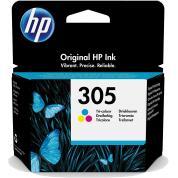 Cartuș cu jet de cerneală Original HP №305 (3YM60AE) Color