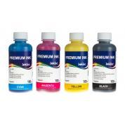Cerneala InkTec pentru imprimante HP 100 ml (4 culori)